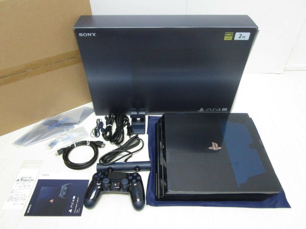 Sony Playstation 4 pro 2TB