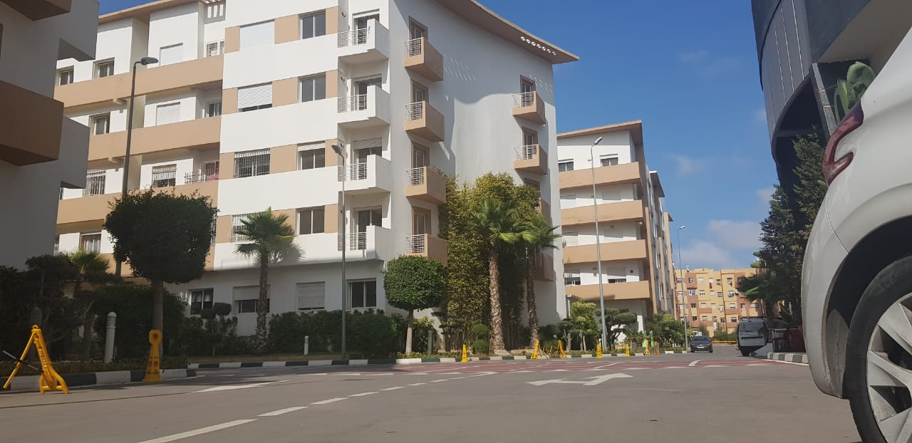 Vente appartements sur plan à ABOUAB EL OULFA
