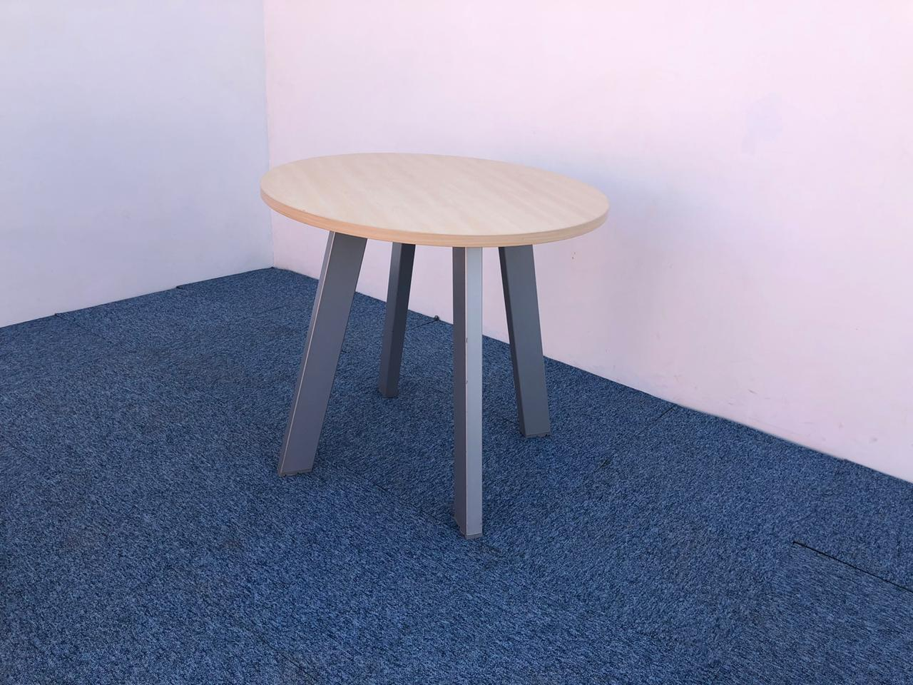 Table ronde steelcase 80cm