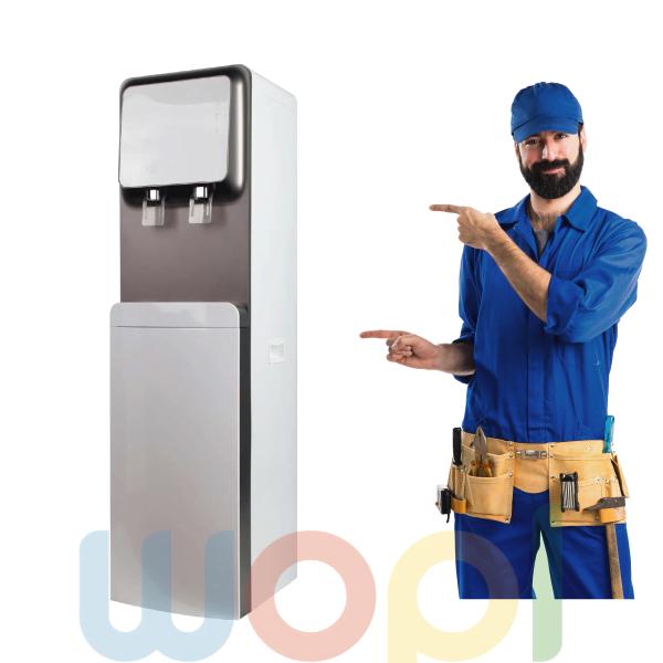 Dépannage, réparation, maintenance appareil de filtration d'eau