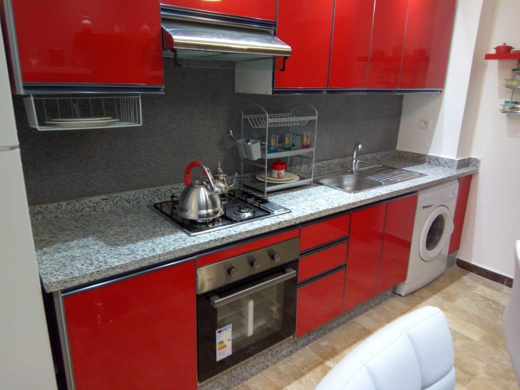 Appartement neuf de 94m² à ABOUAB EL OULFA