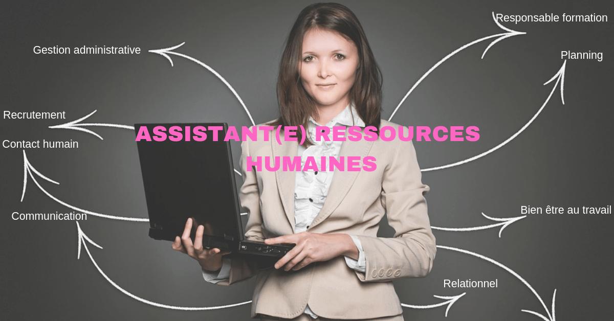 Assistant / Assistante  RH (H/F)