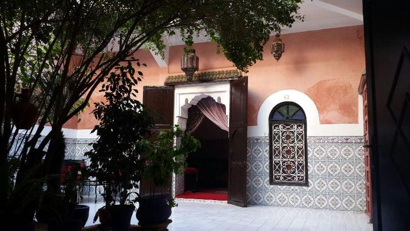 Riad en vente à Marrakech
