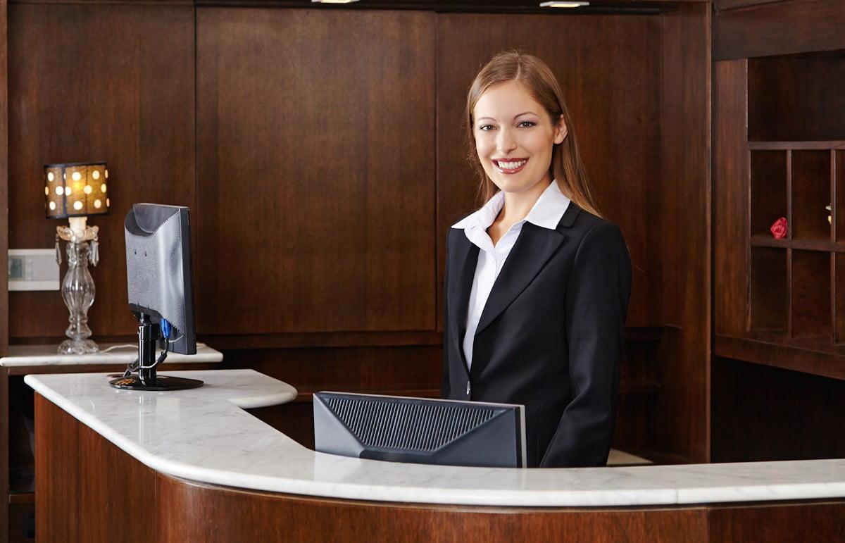 Emploi des Receptioniste