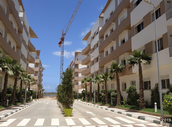 VENTE SUR PLAN APPARTEMENT 68M² A ABOUAB OULFA