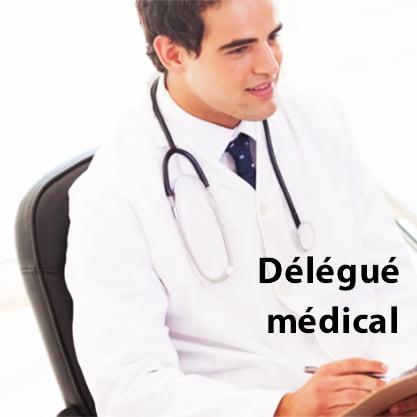 Délégué médical à mohamadia