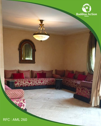 Location d'un très joli appartement meublé a majad riad rabat