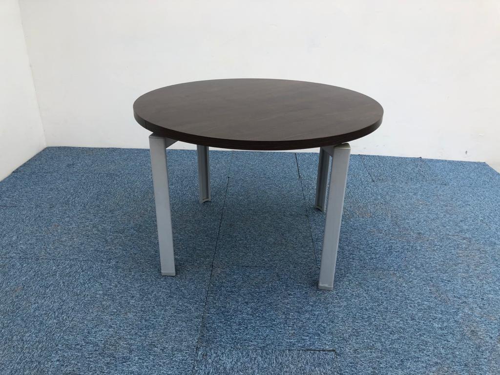 Table ronde Haworth 110cm chêne