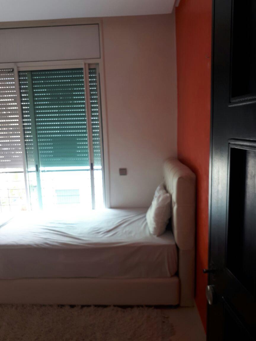 Location d'un appartement meublé a agdal rabat