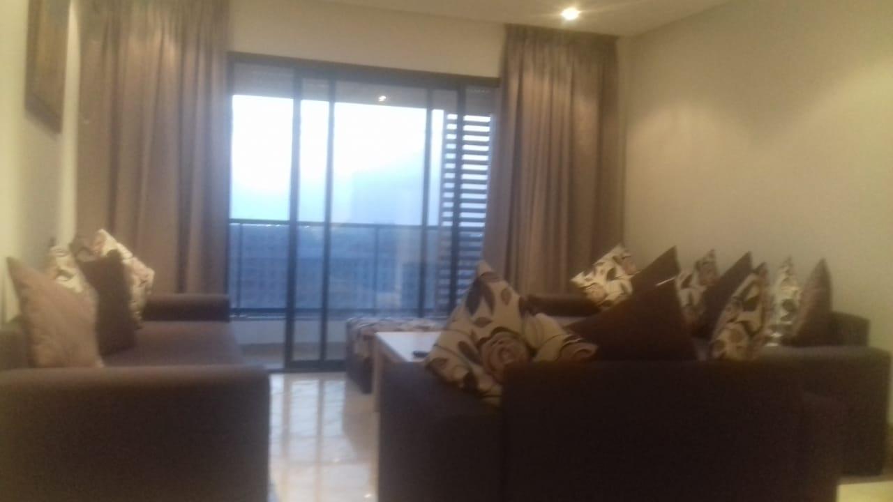 Location d'un appartement meublé a riad