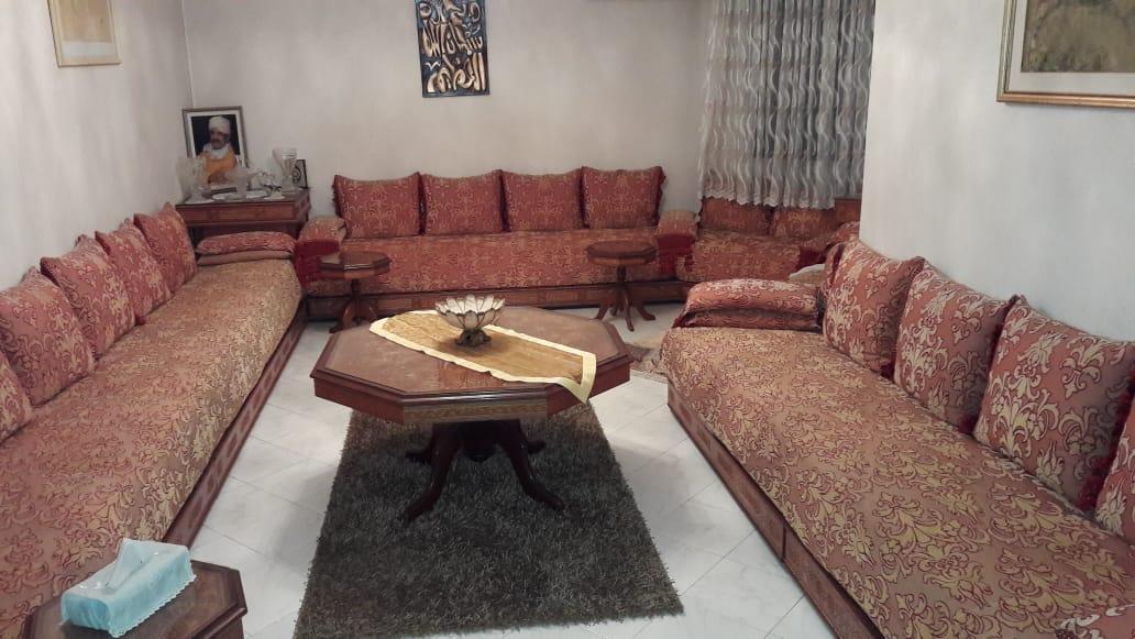 Location d'un appartement meublé a agdal