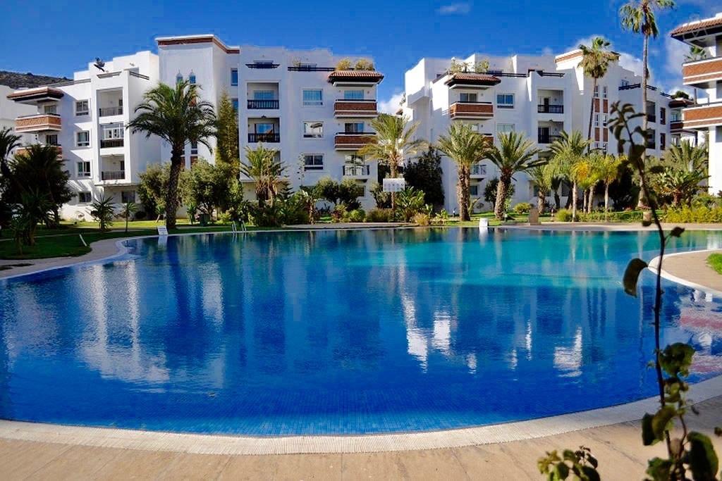 Location vacances Agadir