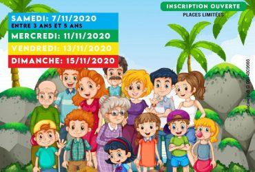 دورات اللغة الإنجليزية للأطفال | American Center Temara