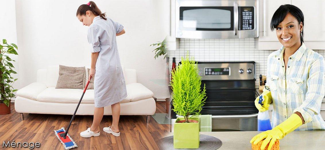 Master Contact Agence femme de ménage cuisinière