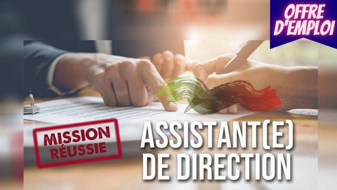 Assistant(e) de direction