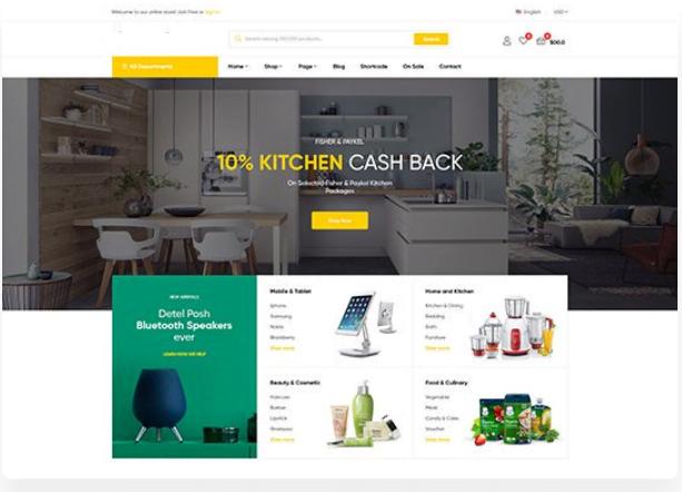 Création Site Web PRO / E-Commerce