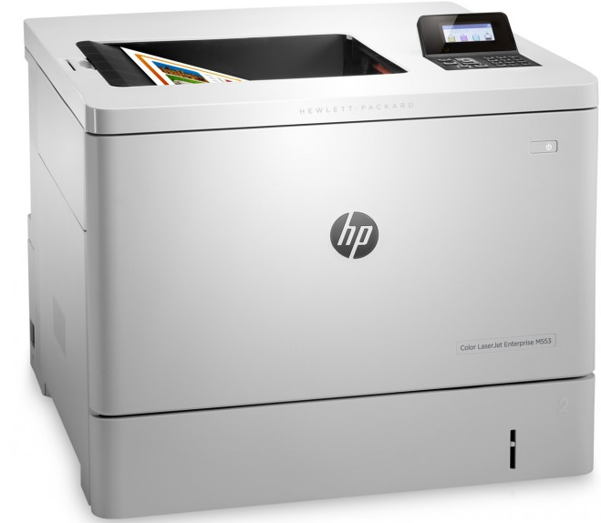 Imprimante Laser A4 HP Color LaserJet Enterprise M553n