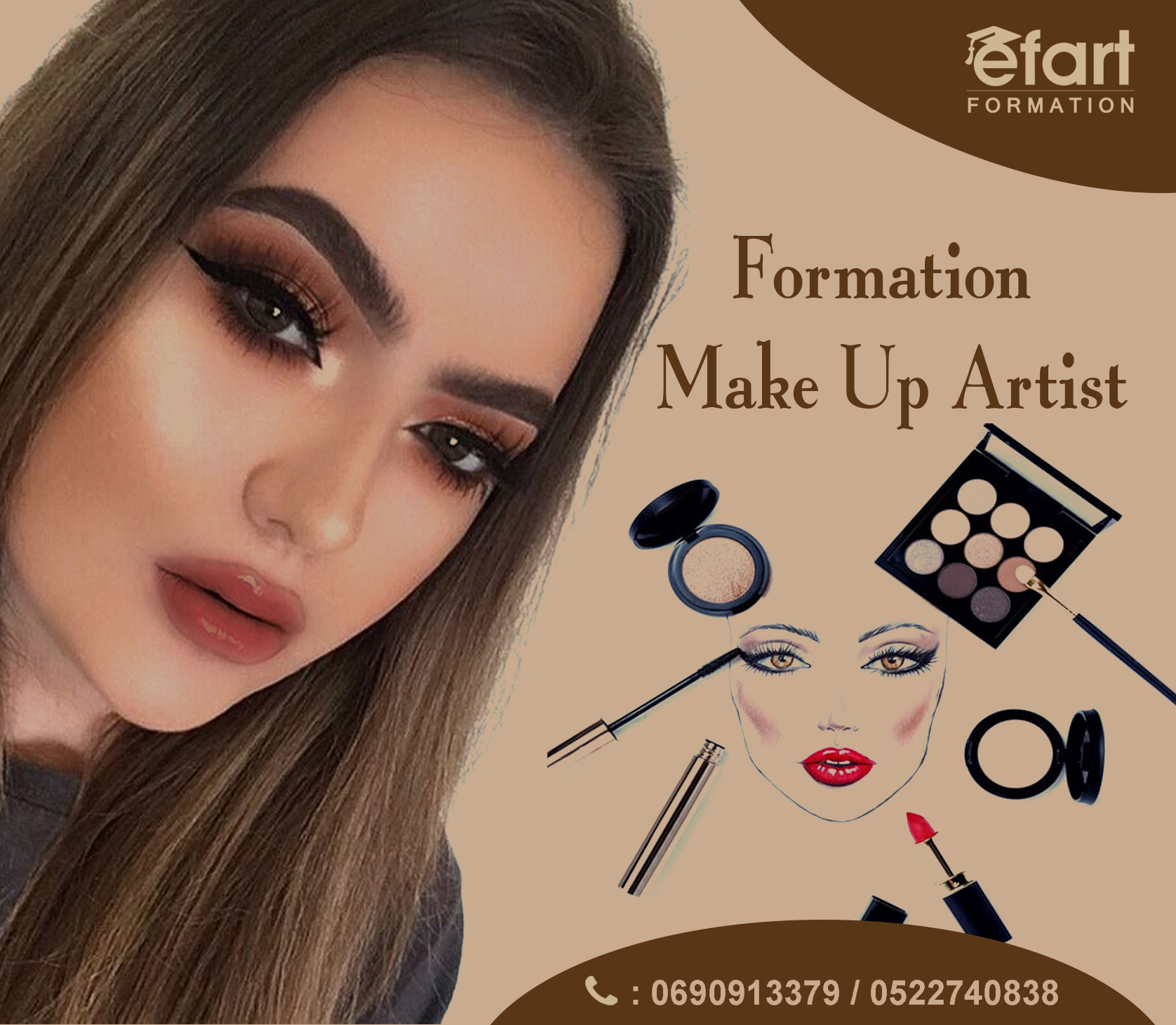 Formation Make Up Artist Professionnelle