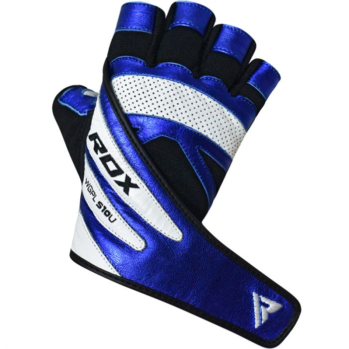 RDX S10 Concept Bleu Gants de Musculation