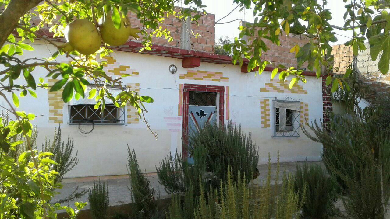 maison  avec jardin (Arbaoua )