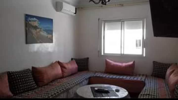 Appartement meublé à agdal pour courte durée