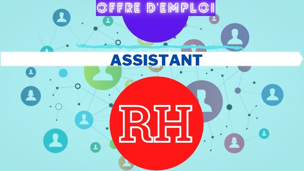 Assistant RH homme ou femme