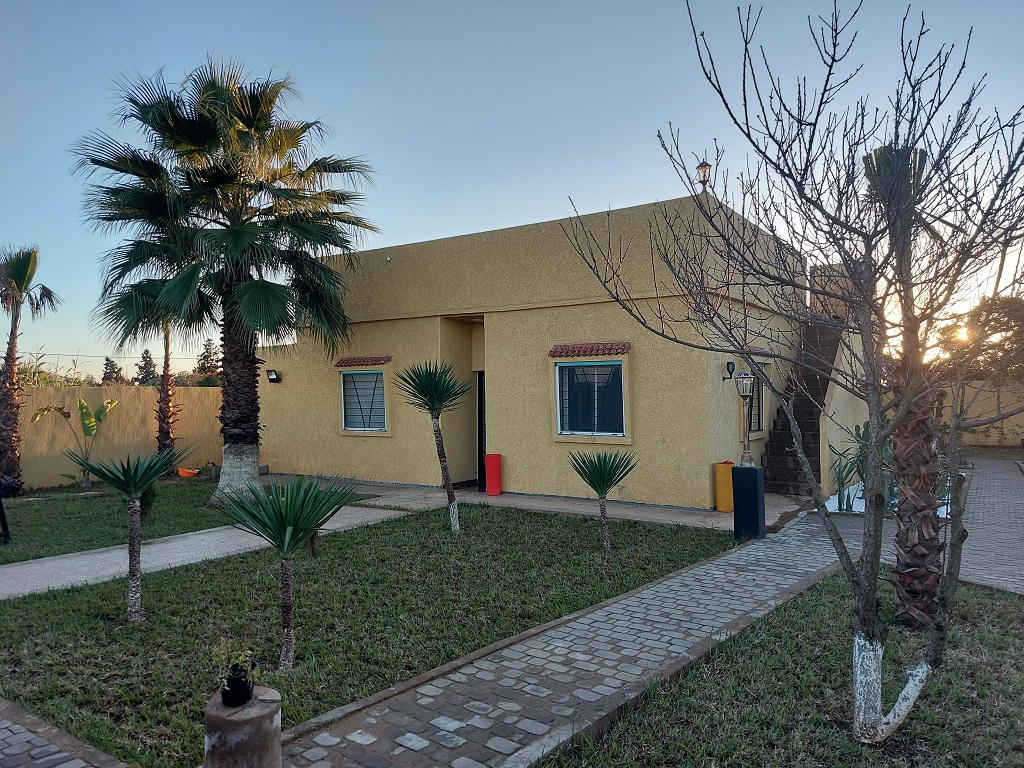 Ferme avec villa a Sidi Hajjaj