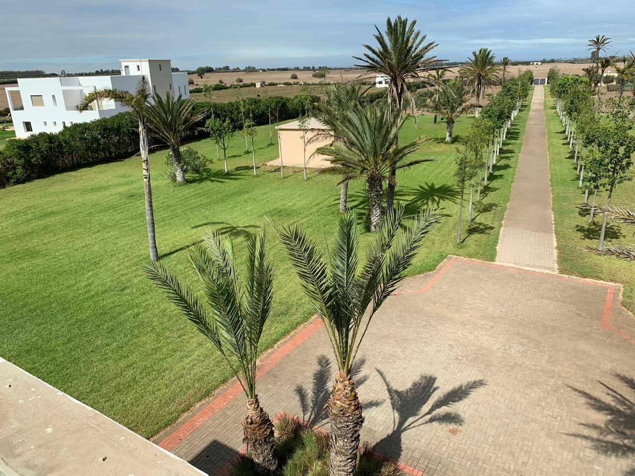 Vente Ferme de 2 Hectares Région De Sidi Rahal