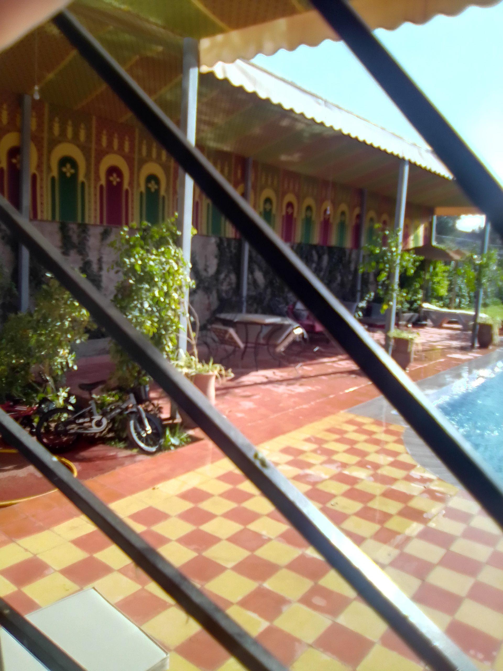 Fermette melkia à 20 minutes de Marrakech région ourika