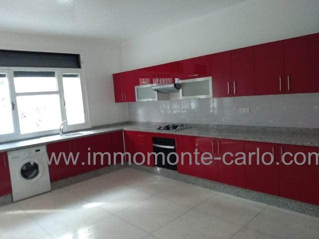 villa avec chauffage central a Agdal Rabat