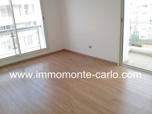 Location Appartement avec terrasse à  Prestigia Hay Riad Rabat