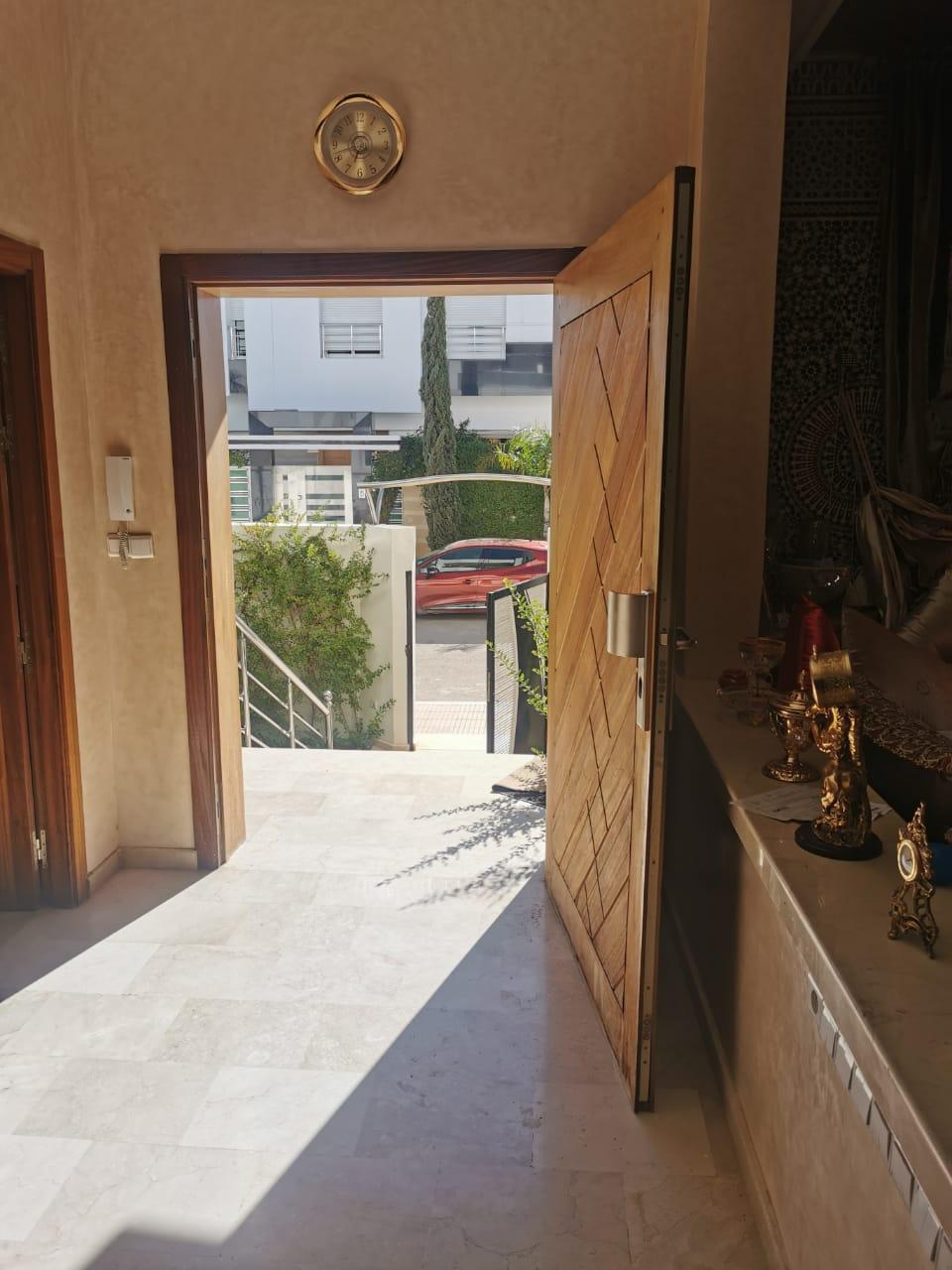 Magnifique villa à vendre à Fès, Route Aîn chkef