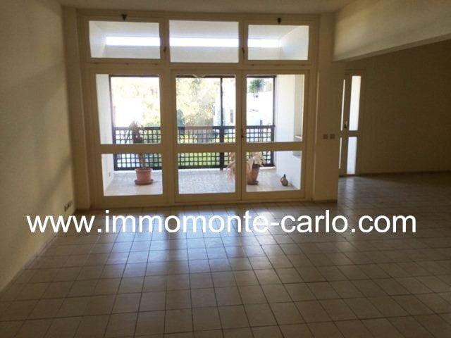 Bel appartement avec terrasse à louer Rabat haut Agdal