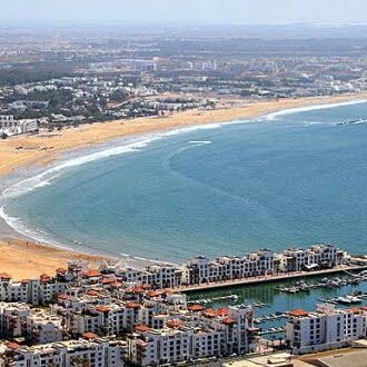 Appartements à vendre à centre ville Agadir