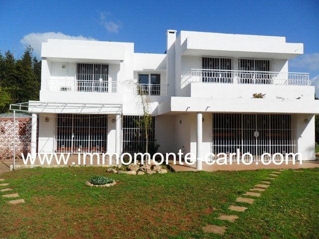 Superbe villa à usage bureau à louer à Souissi RABAT