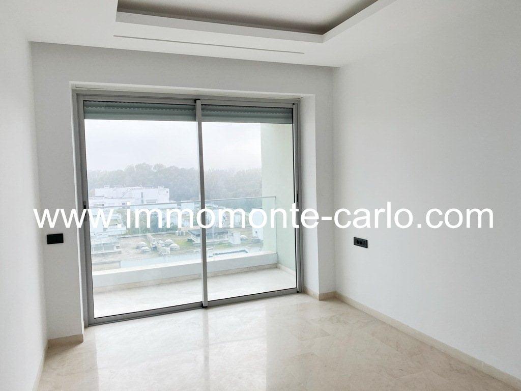 Bel appartement  neuf sans vis-à-vis Agdal Rabat