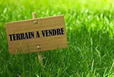 Terrain à vendre, bien placé zone villa à Souissi