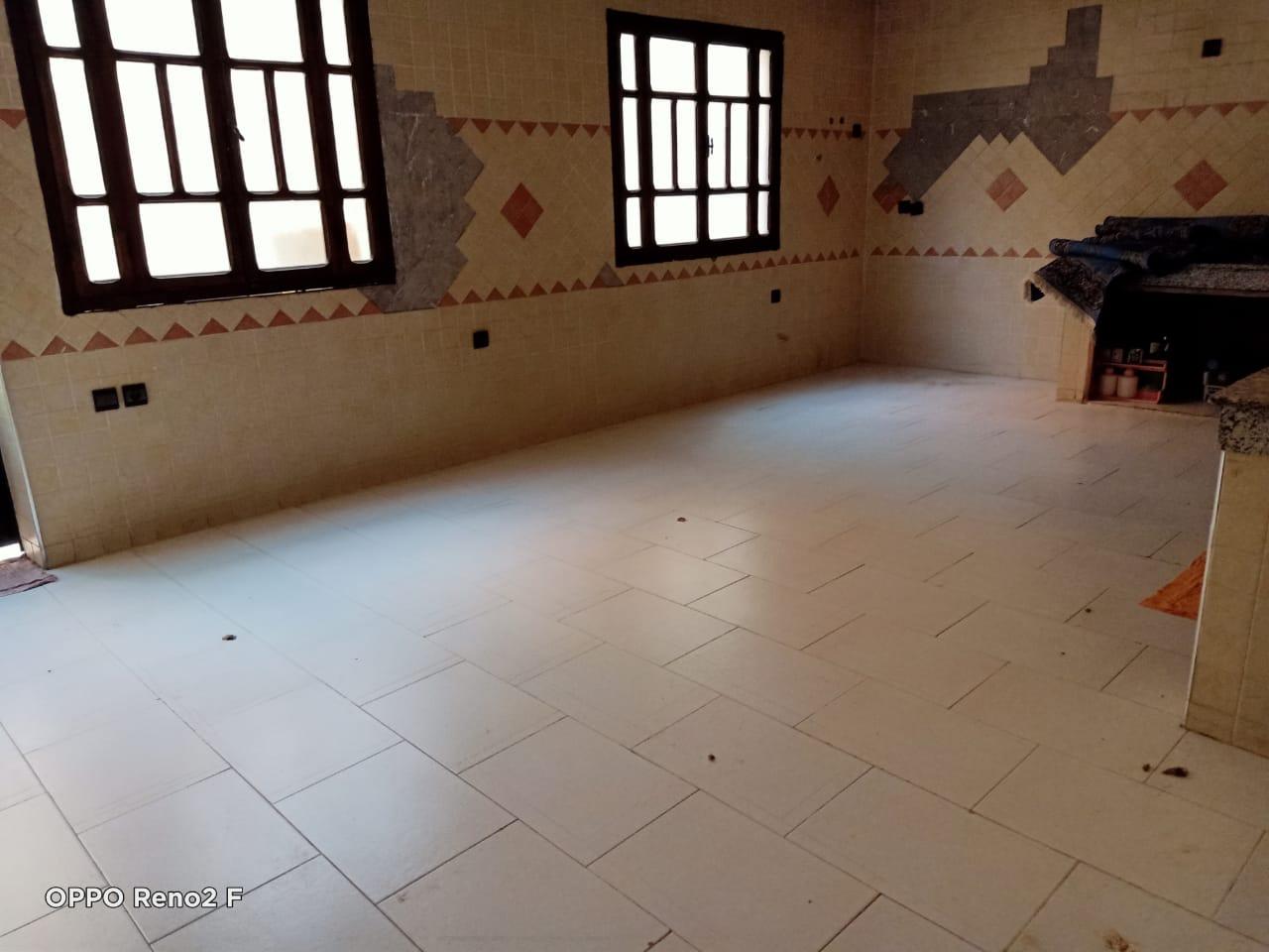 villa en location bail commercial