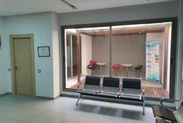 Bureaux Modernes, fermés et sécurisés 68 M² à louer Casablanca