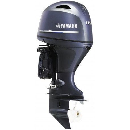 F115XB Yamaha 4 Stroke 115hp Extra-Long Shaft EFI OUTBOARD