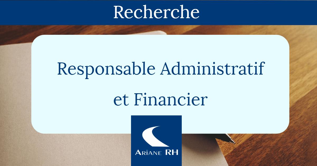 Responsable Administratif RH