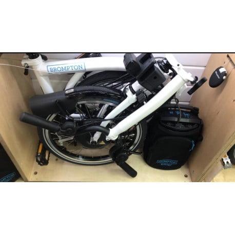 Brompton M6L 2020 Electric Folding Bike