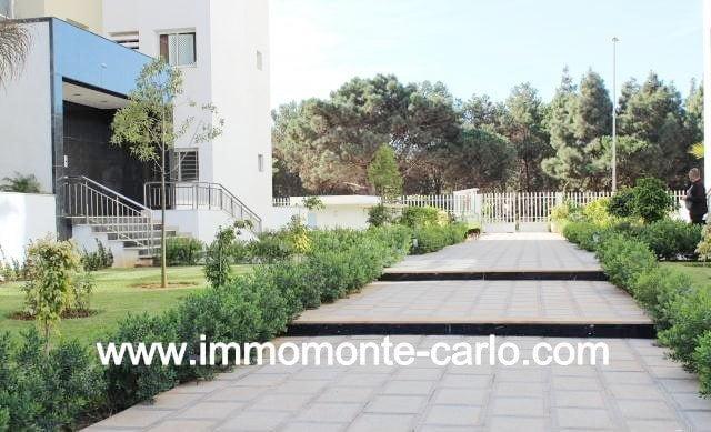 Appartement neuf à Hay Riad / Rabat