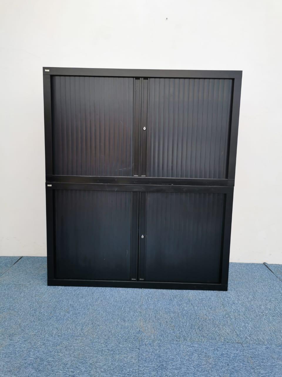 Armoire métallique monobloc 145 x 120 cm Vinco