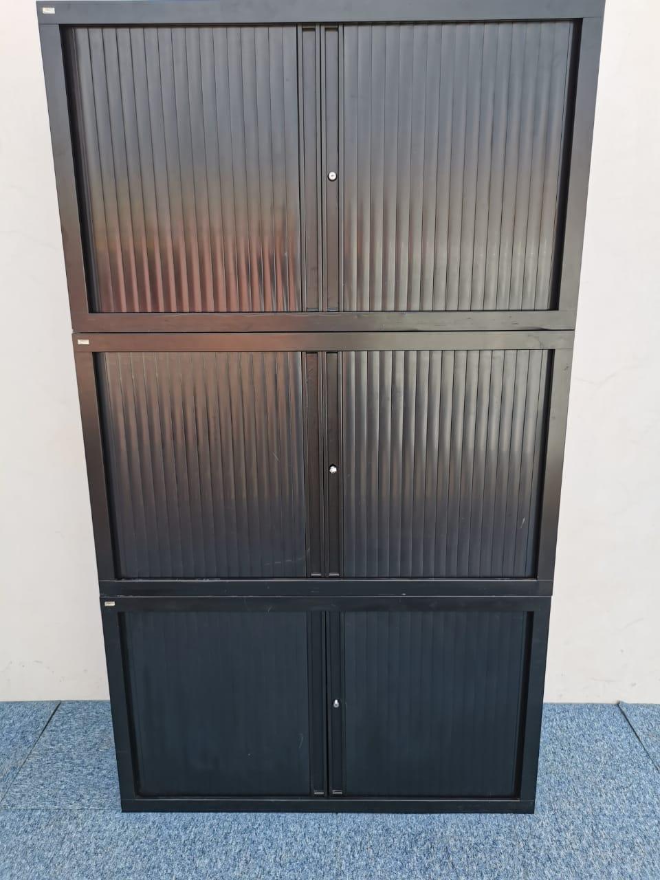 Armoire métallique monobloc 210 x 120 cm Vinco