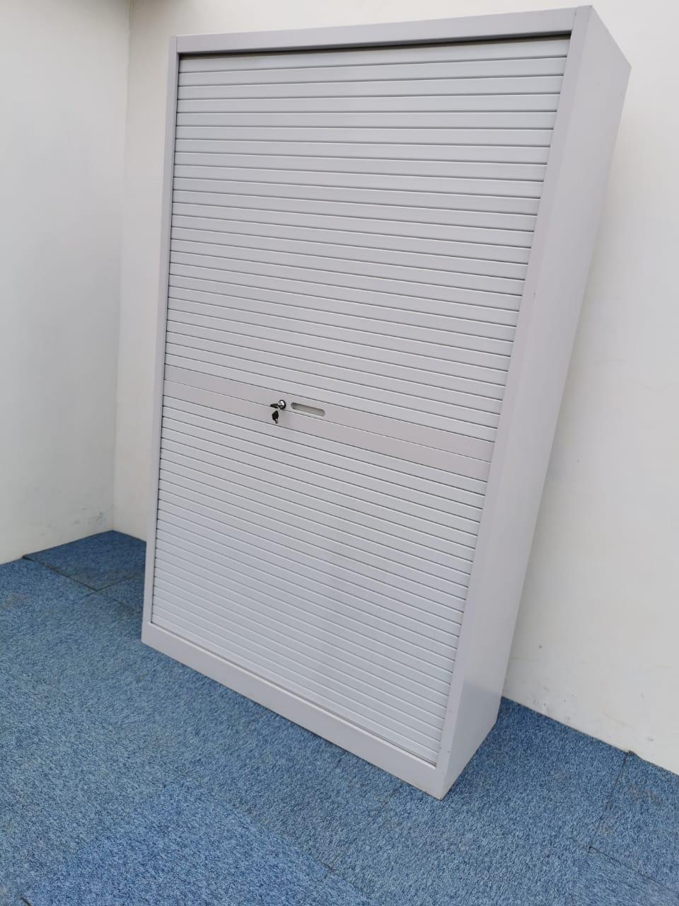 Armoire porte coulissante 120x200cm ouverture verticale