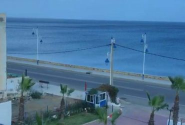 APPARTEMENT de 130m2 front mer à Azla BEACH