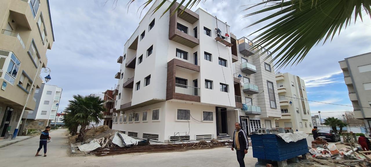 Appartement Hauts Standing à Martil