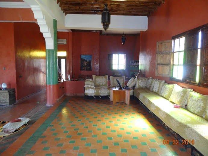 maison d'hôte en location à la route de l'ourika