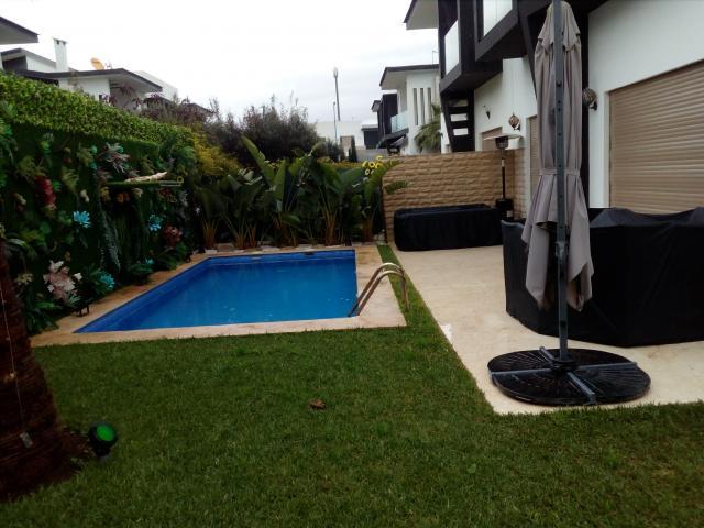 Villa de luxe 400lm2 à darbouazza